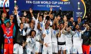 Ronaldo tỏa sáng, Real Madrid hoàn tất hat-trick World Cup