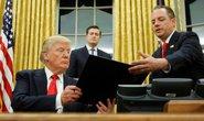 Nhà Trắng trong năm 2017: Nhân tài từ chối bước vô?