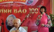 Nghệ sĩ mừng đại thọ giáo sư Vĩnh Bảo 100 tuổi