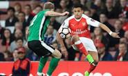 Arsenal trút giận, vào bán kết FA Cup