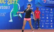Các tay vợt Việt kiều áp đảo ở giải nữ quốc gia