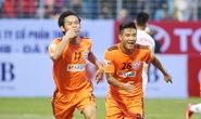 Tuyển thủ U19 ghi 2 bàn hạ á quân V-League