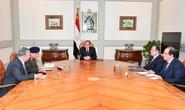 Ai Cập không kích khủng bố trả đũa vụ thảm sát