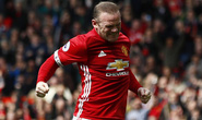 Rooney ghi bàn sân nhà sau 1 năm, M.U hòa trận thứ 14