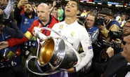 Chùm ảnh Real Madrid mừng chức vô địch châu Âu lần thứ 12