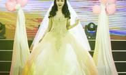 Thu Thủy chi 60 triệu đồng may áo cưới diễn trong Sài Gòn đêm thứ 7
