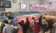 Thịt heo Hòa Phát ra thị trường