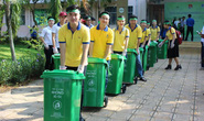 Đoàn viên, người lao động tham gia bảo vệ môi trường