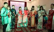 100 thí sinh thi trang phục áo dài