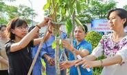 CNVC-LĐ trồng cây, bảo vệ môi trường