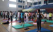 CNVC-LĐ được học yoga miễn phí