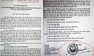 Bộ Công Thương nói về việc trình văn bản từ thời ông Vũ Huy Hoàng
