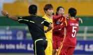 TP HCM 1 lên ngôi đầu Giải Bóng đá nữ quốc gia