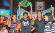 Hướng đi mới từ đai vô địch WBC