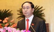 Chủ tịch nước điều hành phiên họp Trung ương kiểm điểm Bộ Chính trị
