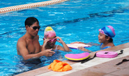 Trẻ chết đuối nhiều do đuối tiền dạy bơi