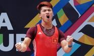 Đại hội Thể thao trong nhà và võ thuật châu Á 2017: Cử tạ lại có HCV, Tú Chinh giành HCB