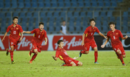 Thắng Thái Lan, U15 Việt Nam đăng quang Đông Nam Á