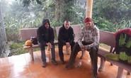 Phát hiện 3 du khách nước ngoài đi du lịch chui ở Quảng Bình