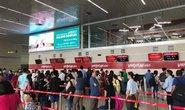 Bác thông tin đình công gây chậm chuyến bay ở Nội Bài