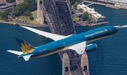 Vietnam Airlines mở đường bay thẳng Hà Nội - Sydney