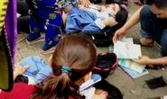 Không có việc công an truy đuổi gây tai nạn cho 2 nữ sinh
