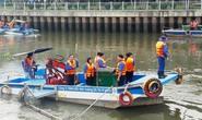 Ra quân bảo vệ môi trường kênh Nhiêu Lộc – Thị Nghè