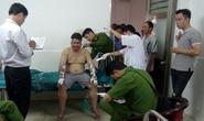 Một người đàn ông bị ném bom xăng, phỏng nặng