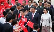 Chủ tịch Trung Quốc đến Hồng Kông