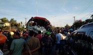 Tai nạn kinh hoàng ở Gia Lai, ít nhất 10 người chết