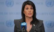 Giới chức Mỹ: Triều Tiên đang bị ông Trump bóp nghẹt