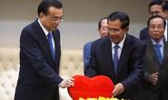 Trung Quốc tiếp tục viện trợ mạnh tay cho Campuchia