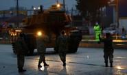 Thổ Nhĩ Kỳ dội pháo người Kurd ở Syria