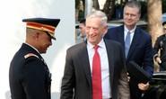 Bộ trưởng Quốc phòng Mỹ James Mattis tới Hà Nội