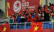 Đề nghị bảo đảm an ninh cho CĐV sang Trung Quốc cổ vũ U23 Việt Nam