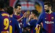 Coutinho chào sân Nou Camp, Barcelona giành vé bán kết Cúp Nhà vua