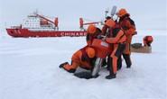 Trung - Nga liên thủ ở Bắc Cực