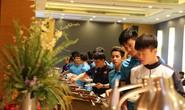 U23 Việt Nam với bữa cơm không smartphone