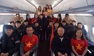 Vietjet lên tiếng về sự cố bikini trên máy bay đón đội U23 Việt Nam về nước