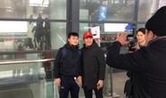 U23 Việt Nam bắt đầu hành trình về nước