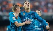 BBC tái xuất, Real Madrid đại thắng Valencia