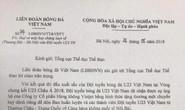 Vì sao VFF đề nghị hủy chuyến bay ở phút chót của U23 Việt Nam?