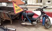 Chạy ngược chiều trên đường dẫn cao tốc, xe lôi tông trực diện xe máy