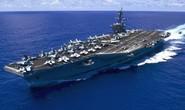 Uy lực của tàu sân bay Mỹ sắp thăm Đà Nẵng