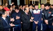 Tổng cục TDTT lý giải việc trao Huân chương Lao động cho Tiến Dũng, Quang Hải