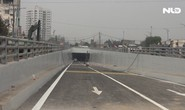 Thông xe hầm chui Mỹ Thủy, giảm ùn tắc ở cửa ngõ phía đông TP HCM