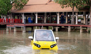 Xe hơi chống sóng thần