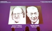 Nobel Y học 2018: Tháo phanh tế bào miễn dịch, diệt gọn ung thư