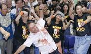Chính quyền của ông Abe thất bại ở bầu cử Okinawa vì con trai quân nhân Mỹ