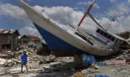 Sóng thần tấn công đảo của Indonesia cao tới 11 m